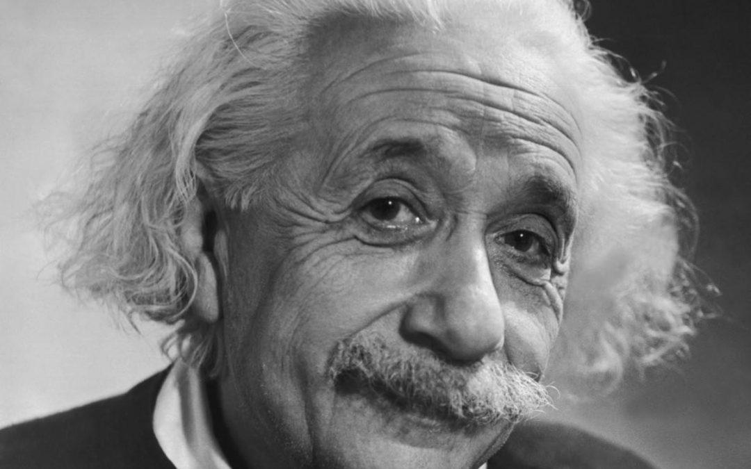 Was Einstein Enlightened?